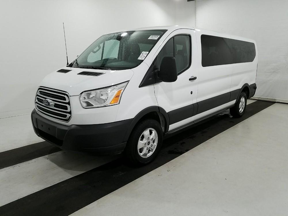 Ford Transit 12 Passenger Van >> Ford Transit 12 Passenger Elyon Motors